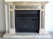 Faux Marble Fireplace Perth