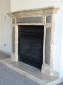 Plaster Fireplace Perth