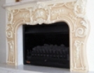 Painted Fireplace Perth
