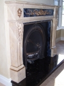Gold Leaf Fireplace Perth