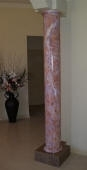Painted Marble Column Perth