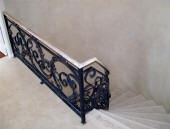 Wrought Iron Handrail Perth