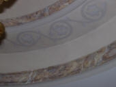 Faux Marble Painted Dome, Decorative Painting Perth, Marble Dome, Painted Dome Perth, Marbled Dome Perth
