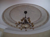 Marbled Dome, Painted Dome Perth, French Wash Ceiling, Decorative Painting Perth, Painter Dalkeith WA 6009