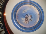Painted Ceiling Dome Perth, Gold Leaf Dome, Angel Dome, Cherub Dome, Gilded Dome, Best Painter Crawley