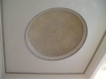Painted Ceiling Decorative Effects, Painted Dome Perth, Colourwash Painted Ceiling, Interior Decorating Perth WA