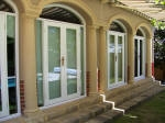Texture Paint Perth, Exterior Painting, Painted Columns Perth, Interior Painting Perth Areas