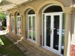 Exterior Columns Perth, Exterior Painting Perth, Corbelling, Alfresco Area Painting
