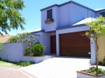 Lime Wash Painted Walls, Painter Mindarie, Clear Coated Woodwork, Aged Copper Metal Flowerbox