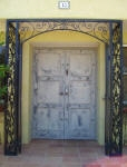 Rustic Aged Front Doors, Rustic Painted Front Doors, Best Painter Dalkeith Western Australia 6009