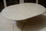 Granite Finish applied to wooden table