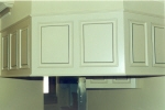 Pinstripes to Kitchen Cabinetry - Satin Finish