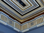 Karl Saxon Perth, Creative Colours Painting Perth, Coffered Ceiling, Marbled Ceiling, Professional Painter Perth