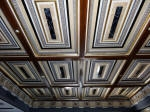 Masterpiece, Painted Coffered Ceiling Perth, Coffered Ceiling, Ornate Plaster Ceiling, Vaulted Ceiling, Karl Saxon Perth