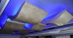 Metallic Paint, Colour Wash Paint, Plaster Ceiling Perth, Wave Pattern, Interior Design Perth, Perth Architecture, Painter