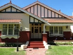 Painting Heritage House Mount Lawley, Exterior Painting Perth, House Painting by Creative Colours