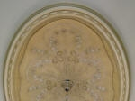 Moulded Ceiling Rose, Plaster Ceiling Panel Perth, Gold Painting, Ornate Ceiling Fixture, Home Painter West Leederville WA