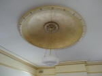 Plaster Ceiling Dome, French Wash, Gold Dome, Painted Cornice, Plaster Cornice Perth, Creative Colours Painting Perth