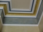 Decorative Cornice, Wide Plaster Cornice, Heritage House Painting, Historical House Painting, Best House Painter Perth WA