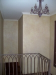Soft Painted Wall, Paint Effects, French Wash, Venetian Plaster, Copper Metalwork, Wrought Iron, Painting Dalkeith WA