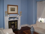 Wedgewood Blue Painted Walls, Heritage House Painting, House Painter Claremont WA 6010, House Painter Cottesloe 6011