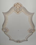 Beautiful Ceiling Rose, Moulded Ceiling Rose, Plaster Moulding, Heritage House Painting, House Painter Mount Lawley